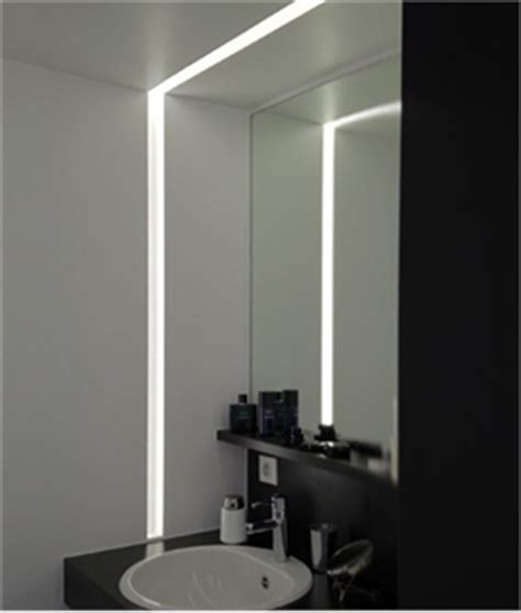 Linear Bathroom Lighting by Seamless Linear Lighting Plaster Lighting Styles
