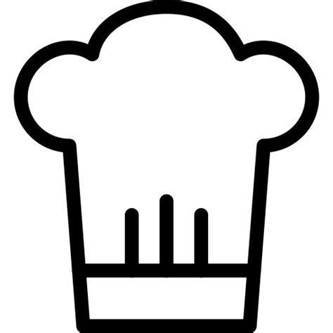 icone cuisine icône chef de cuisine nourriture restaurant gratuit de