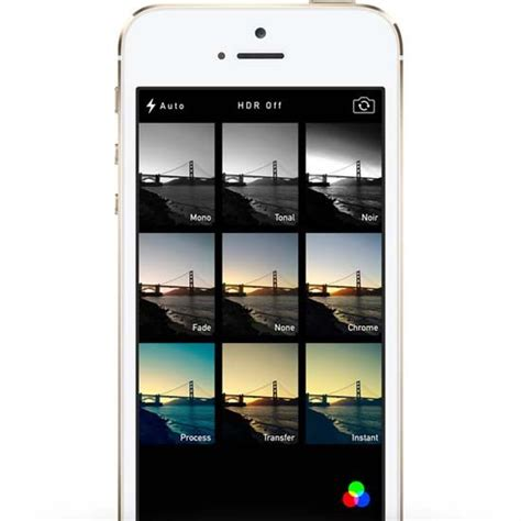 iphone 5s photo filters photography