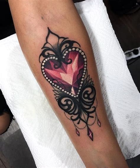 tatouage diamant femme 3d gem tattoos saferbrowser yahoo image search results