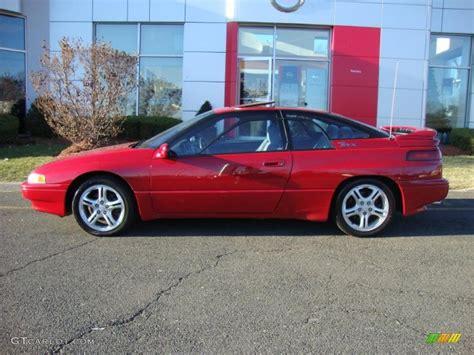 subaru svx blue 1994 barcelona red subaru svx ls coupe 41791153 photo 2