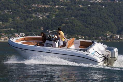 Boats Como by Ranieri Open Line Voyager 24 Con Patente Comolakeboats