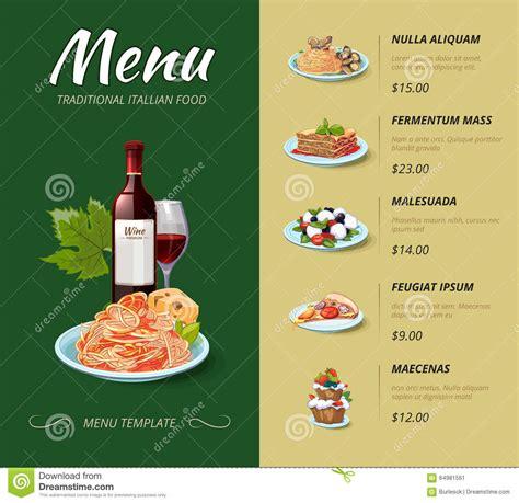 decor cuisine menu card template imgkid com the image