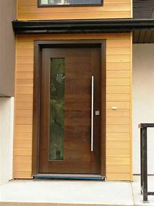 Simple Modern Front Doors for a Stunning Modern Home ...