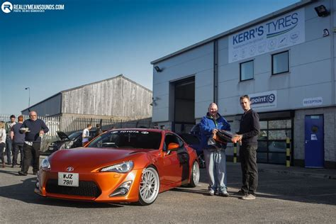 Rms Bbq At Kerr's Tyres Newtownards