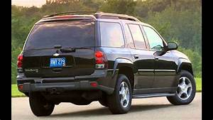 Chevrolet Trailblazer 2003 2004 Service Factory Service