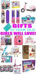10 YEAR OLD GIRL GIFT IDEAS FOR GIRLS WHO ARE AWESOME