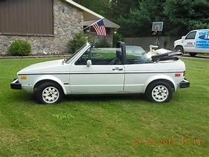 Find Used 1985 Volkswagen Cabriolet Convertible In Cleveland  Ohio  United States