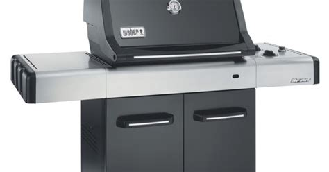 The Weber Spirit E310 Makes Grilling Fun And Easy Too