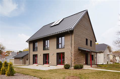 Passive House : 24th Street Passive House Projects