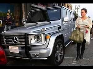 Hilary Duff car - YouTube