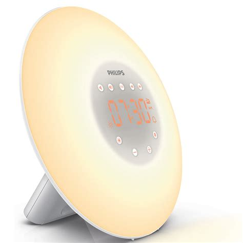 best wake up light philips hf3505 wake up light with 2 nature sounds plus fm