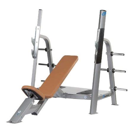 Nautilus Workout Bench by Nautilus Olympic Incline Bench Walmart