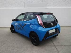 Toyota Aygo De Ocasi U00f3n En Ourense