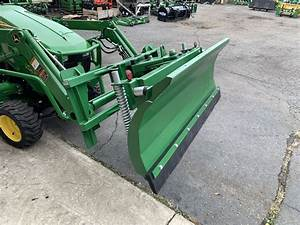 Tar River Loader Mounted Snow Plow Blade For Sale