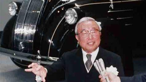 Eiji Toyoda, engineer who steered Toyota to global lead ...