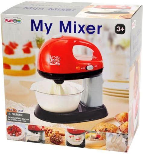 Speelgoed Mixer by Bol Playgo Speelgoed Mixer Werkt Op Batterijen