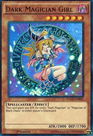 Dark Magician Girl  Deck And Rulings  Yugioh! Duel Links