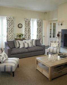 Fabulous, French, Country, Living, Room, Design, Ideas, 04