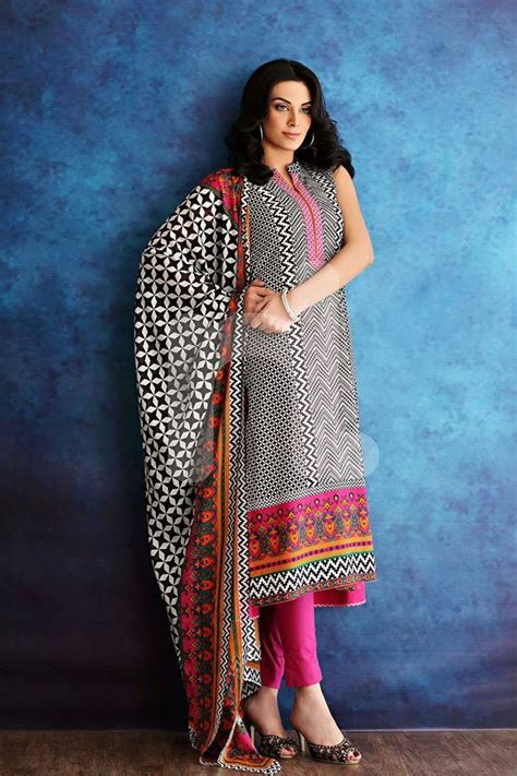 latest spring summer dresses collections   pakistani