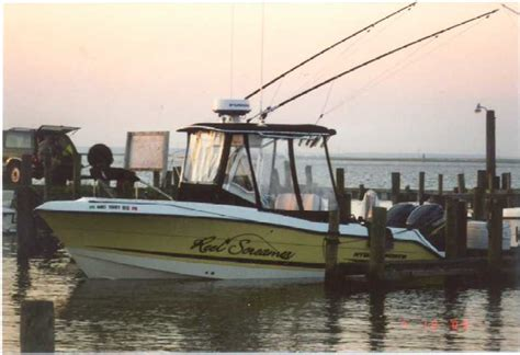 Center Console Boats Made In Nc by Show Me Your Center Console Enclosure The Hull