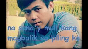 Oo Na Sige Na (mahal na mahal kita) =full song with lyrics ...