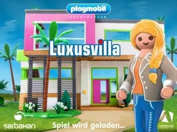 playmobil luxusvilla gratis kinderspiel app fuer ios
