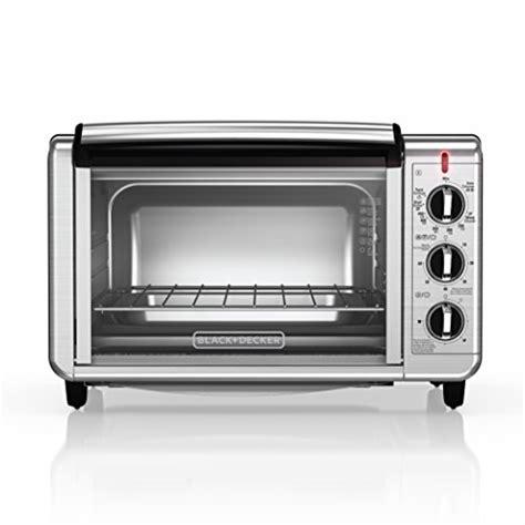 black decker stainless steel convection 6 slice toaster oven black decker to3230sbd 6 slice convection countertop