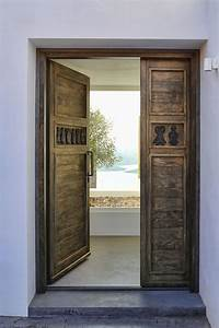 Etancheite Bas De Porte Entree : villa de vacances en gr ce au design int rieur minimaliste ~ Premium-room.com Idées de Décoration