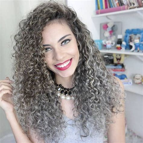 glamorous grey hairstyle designs  images permed