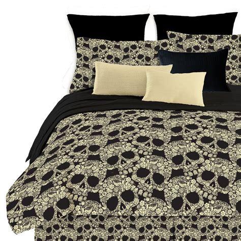 skull comforter bed sets 16 comforter sets for