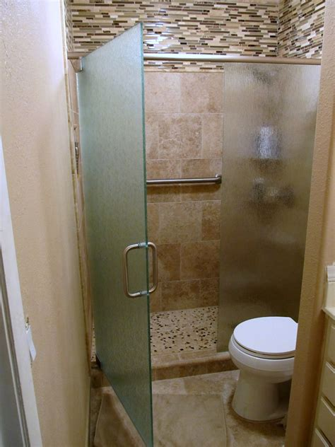 Bathroom Glass Door Ideas by 30 Cool Pictures And Ideas Pebble Shower Floor Tile
