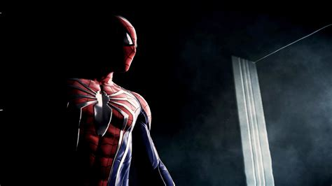 ps spiderman game art hd superheroes  wallpapers