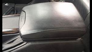 Bmw X5 - Center Console Arm Rest Removal