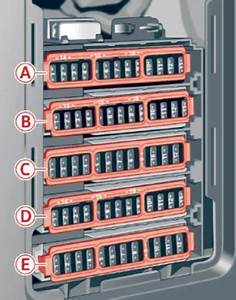 Audi S4  2017   U2013 Fuse Box Diagram