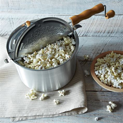 pop popcorn popper whirley popcorns gmo non foodies food52 regalos smart whirly popping corn maker pops even better pot butter
