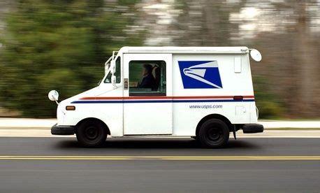 postal service test drives   service performance