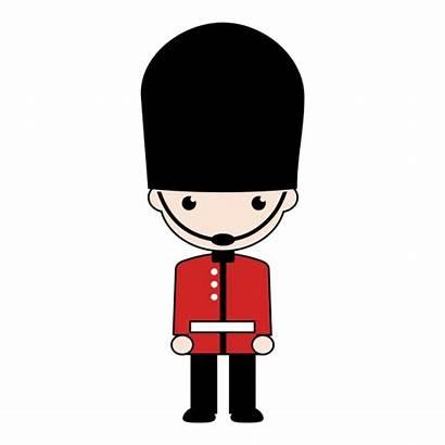 London Clip Guard Cuttable Queen Queens Svg