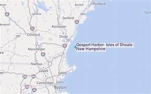 Gosport Harbor Isles Of Shoals New Hampshire Tide