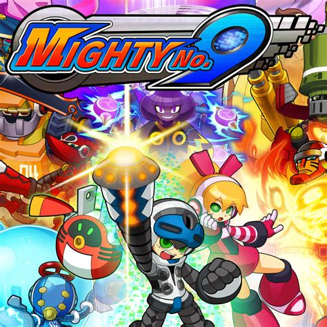Ratchet And Clank Wallpaper Mighty No 9 Gamespot