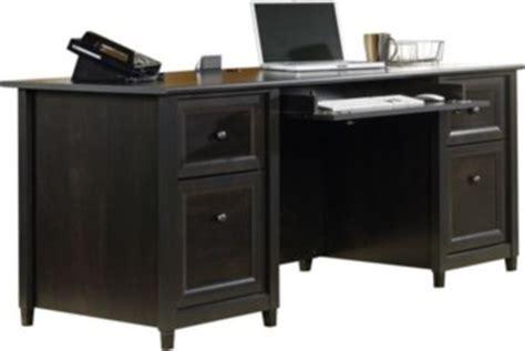 sauder edge water executive desk sauder edge water executive desk homemakers furniture