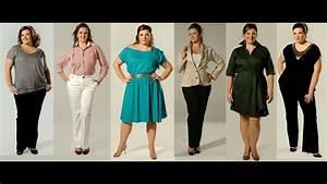 dicas de looks de roupas sociais femininas plus size