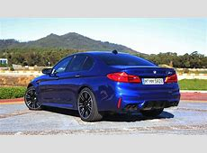 2018 BMW M5 Better on road, wilder on track Roadshow