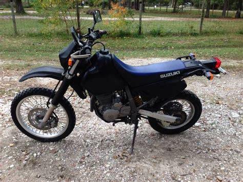 2001 Suzuki Dr650 by 2001 Suzuki Dr 650 For Sale On 2040motos