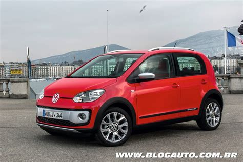 volkswagen cross up ser 225 lan 231 ado no sal 227 o de sp blogauto