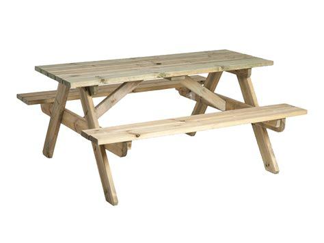 pine woburn picnic table ft alexander rose