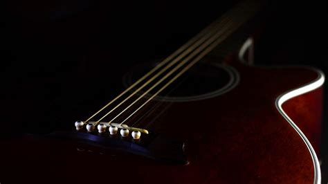 Darkness Guitar Wallpapers  1600x900 184623
