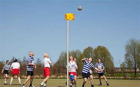 Korfball: is this your new favourite team sport? - Telegraph