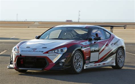 Gazoo Racing Toyota Gt86 Race Car Photo 2