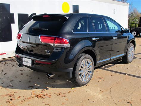 2013 Lincoln Mkx Tow Bar Wiring Hopkins